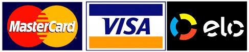 Cartões de Crédito e Débito Mastercard, Visa e Elo